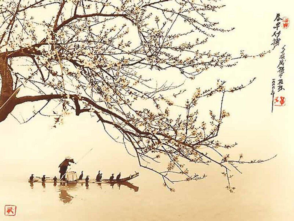На японское искусство в эпоху мэйдзи