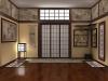 thumbs stil 29230 Японский интерьер в искусстве Японии